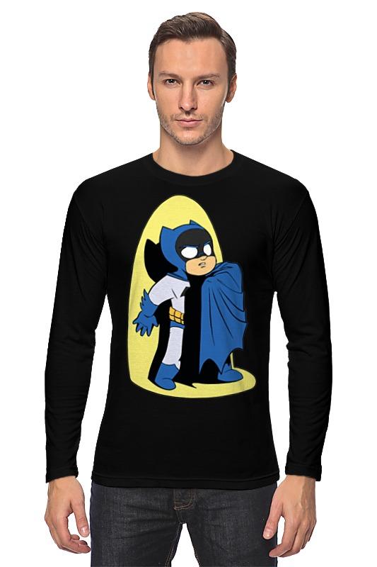Лонгслив Printio Batman / бэтмен лонгслив printio batman x twitter