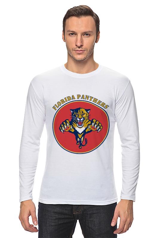 Лонгслив Printio Флорида пантерс цена