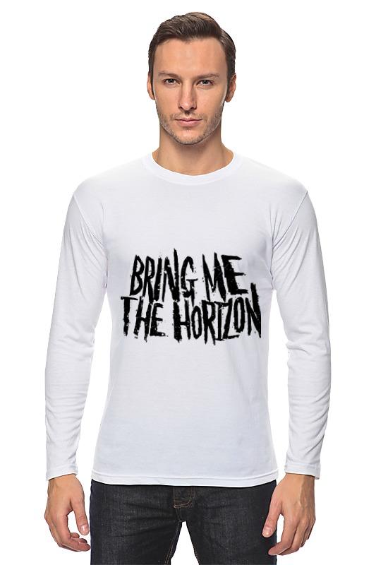 Лонгслив Printio Bring me the horizon horizon s16x4 50