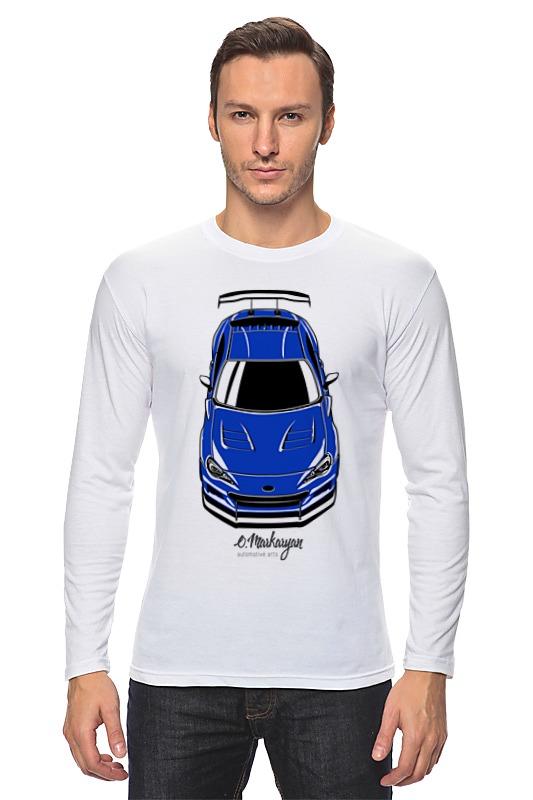 Лонгслив Printio Subaru brz цена