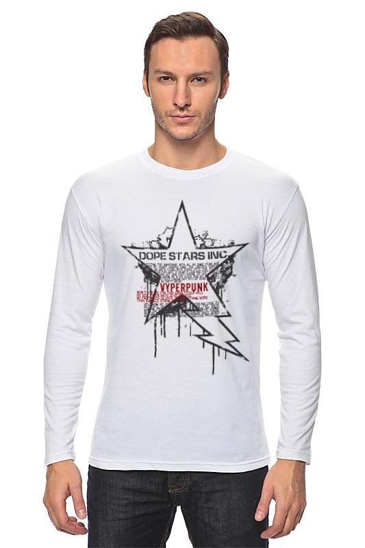Лонгслив Printio Dope stars inc. \ vyperpunk футболка для беременных printio dope stars inc vyperpunk