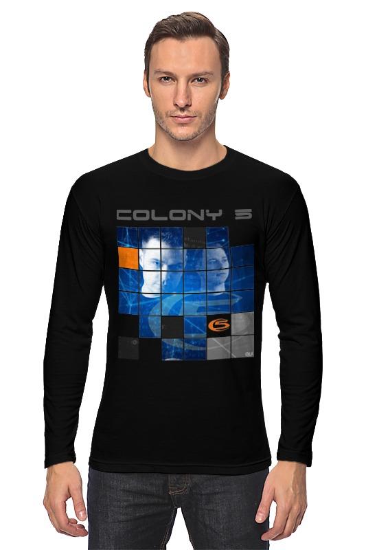 цена Лонгслив Printio Colony 5 онлайн в 2017 году