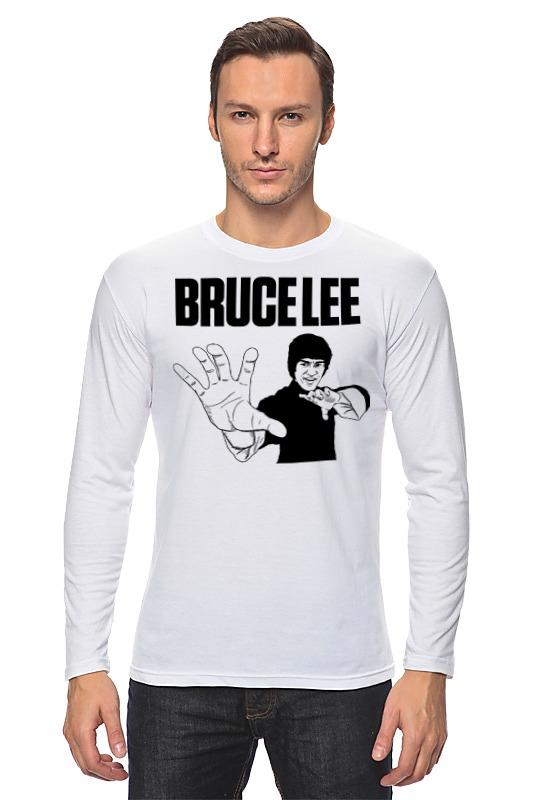 Лонгслив Printio Bruce lee bruce schneier bruce schneier on trust set