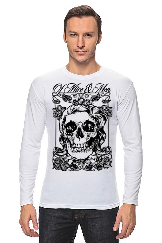 Лонгслив Printio Of mice & men футболка мужская abercrombie