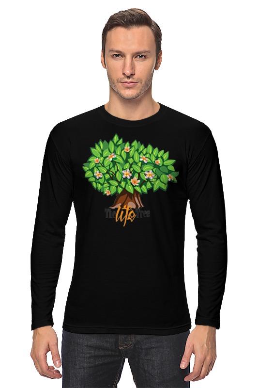 Лонгслив Printio Icalistini the life tree дерево жизни кружка дерево жизни