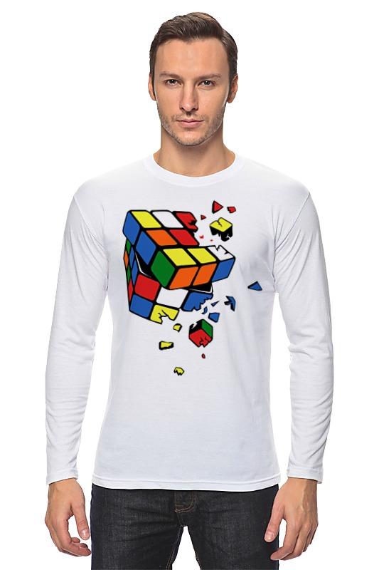 Printio Кубик рубика (шелдон) майка классическая printio кубик рубика шелдон