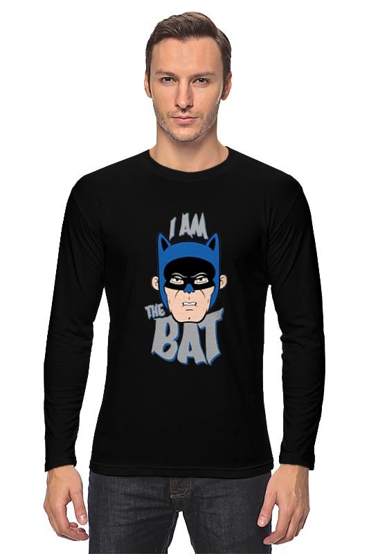Лонгслив Printio I am the bat the bat professional