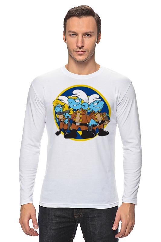 Printio Смурфы (smurfs) футболка классическая printio смурфы smurfs