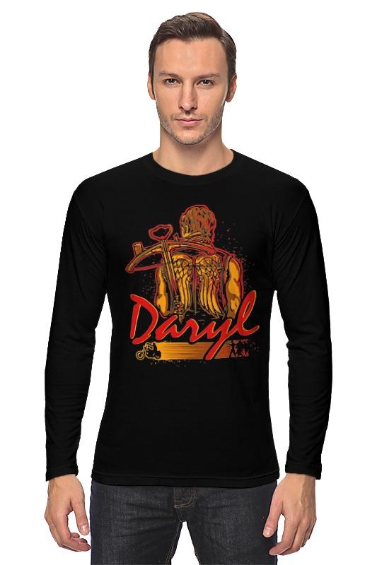 все цены на Лонгслив Printio Daryl (the walking dead) онлайн