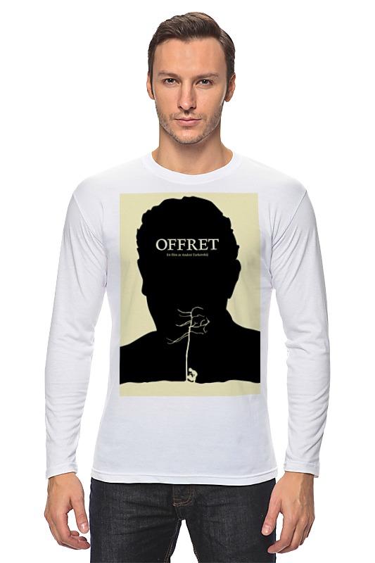 Лонгслив Printio Жертвоприношение / offret футболка wearcraft premium printio жертвоприношение offret