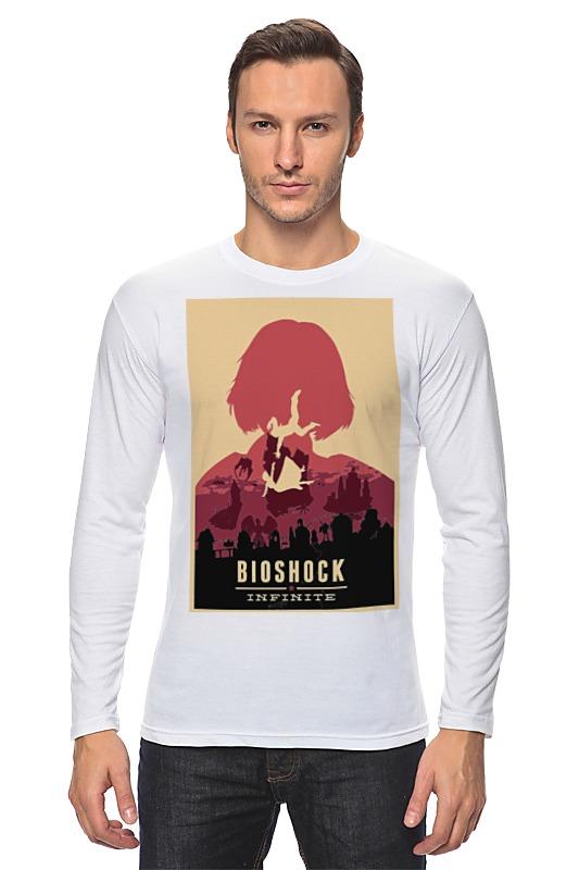 Лонгслив Printio Bioshock - elizabeth bioshock infinite цифровая версия