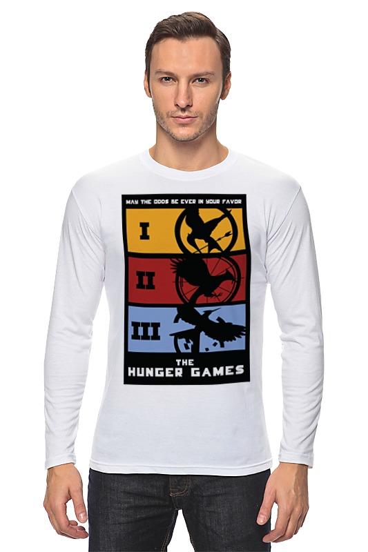 Лонгслив Printio Голодные игры (the hunger games)