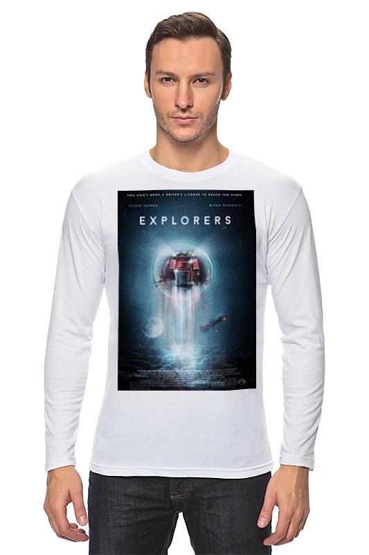 Лонгслив Printio Исследователи / explorers stewart ross great explorers