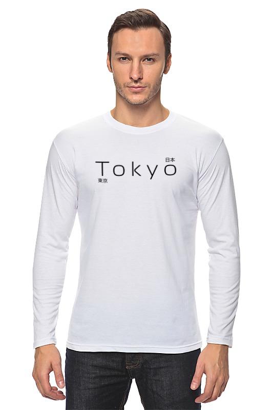 Лонгслив Printio Tokyo 2 лонгслив printio tokyo