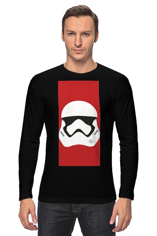 Лонгслив Printio Star wars stormrooper/звездные войны штурмовик чехол для iphone 6 глянцевый printio star wars stormrooper звездные войны штурмовик