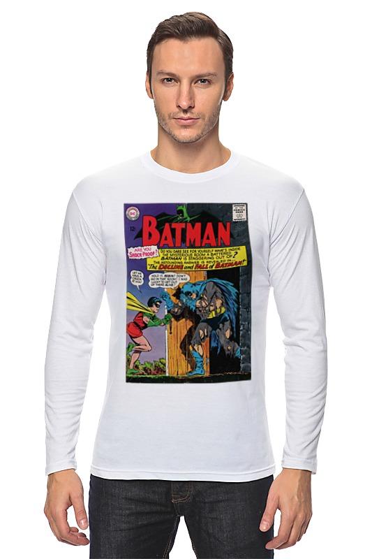 Лонгслив Printio Batman лонгслив printio batman waiting for you