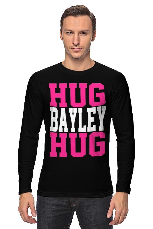 Лонгслив Printio Hug bayley hug (wwe) little miss hug hc edition