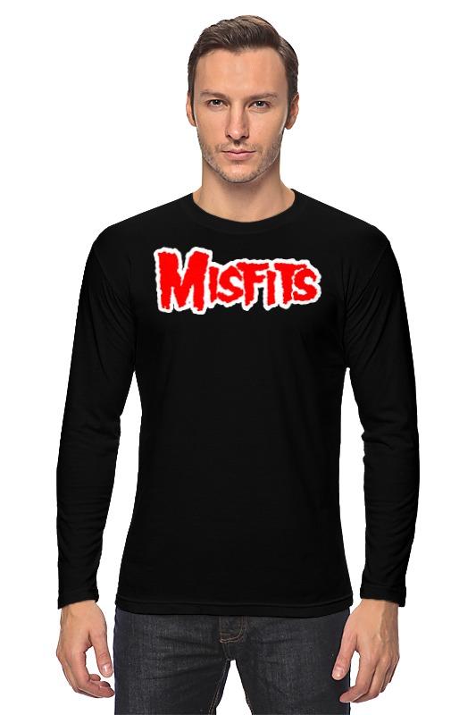 Лонгслив Printio Misfits