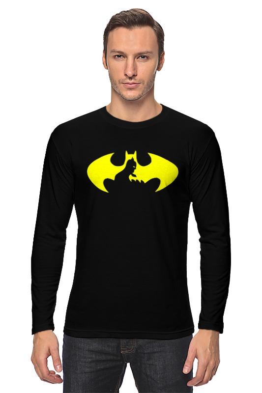 Лонгслив Printio Бэтмен (batman) лонгслив printio ice king x batman