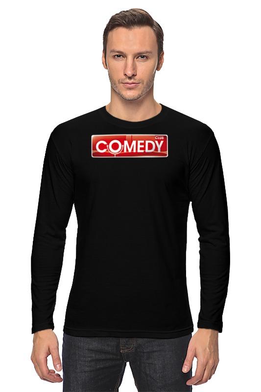 Лонгслив Printio Comedy club comedy club санкт петербург