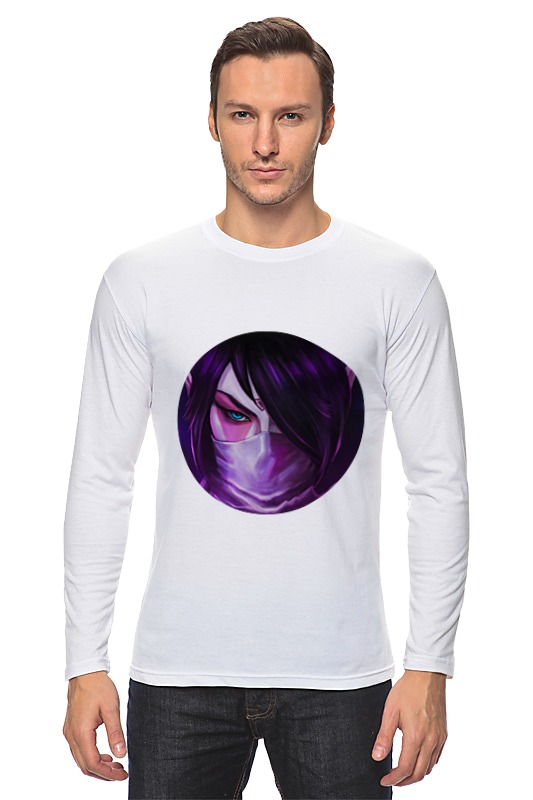 Лонгслив Printio Dota 2 - templar assassin футболка классическая printio dota 2 templar assassin