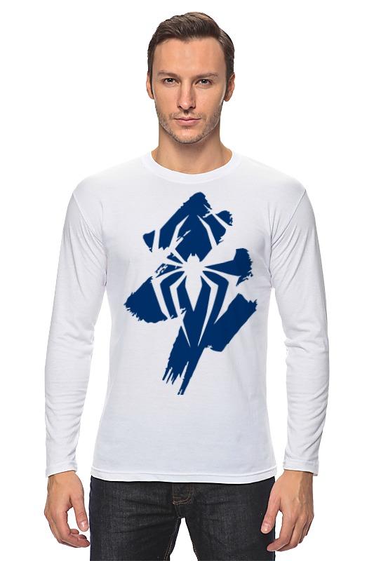 Лонгслив Printio Человек паук ( spider man ) набор канцелярский spider man 2 пр