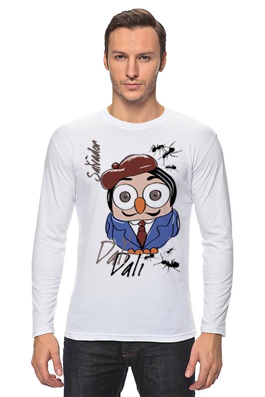 Лонгслив Printio Сова сальвадор дали суперсова goofi футболка классическая printio сова сальвадор дали суперсова goofi