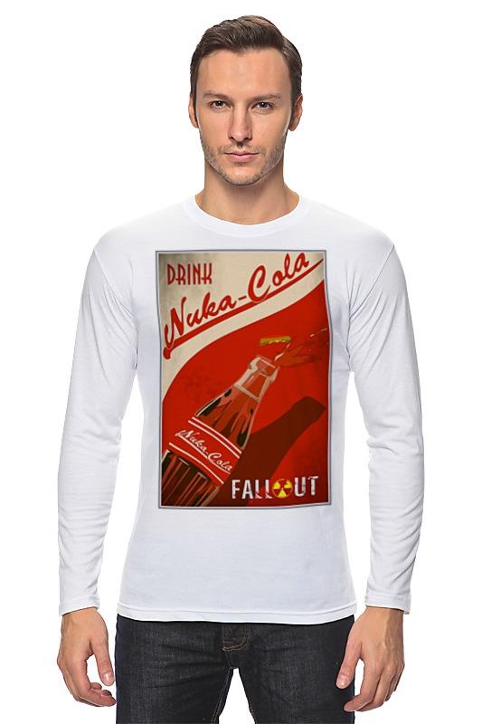 Лонгслив Printio Fallout game лонгслив printio fallout 4