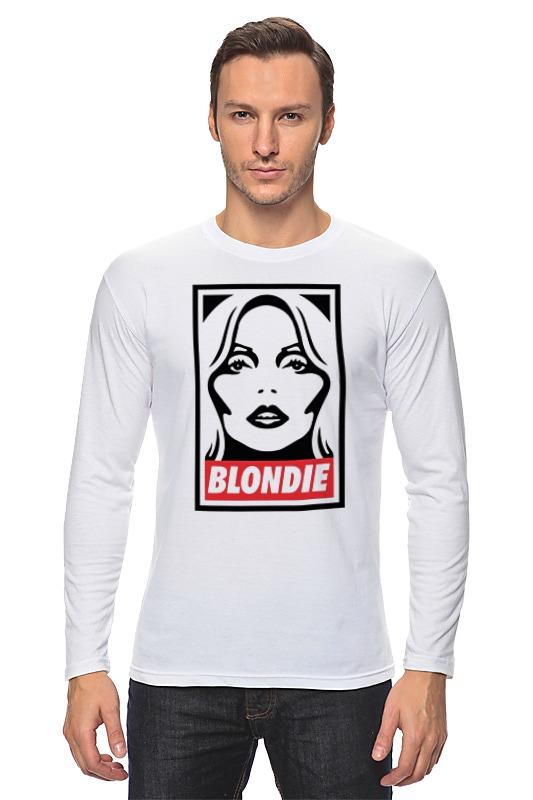 Лонгслив Printio Blondie лонгслив printio beyoutiful arsb