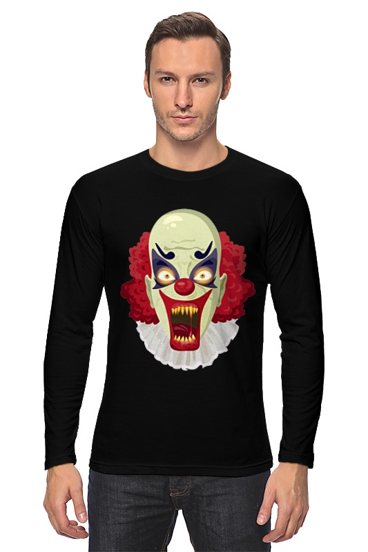 цена на Printio Ужасный клоун