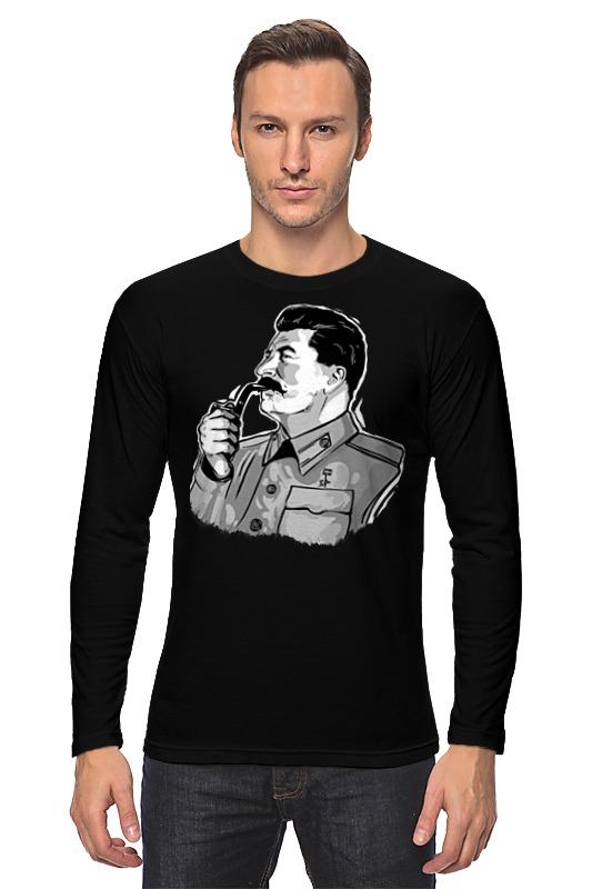 Лонгслив Printio Сталин сталин биография вождя