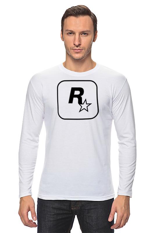 Лонгслив Printio Rockstar