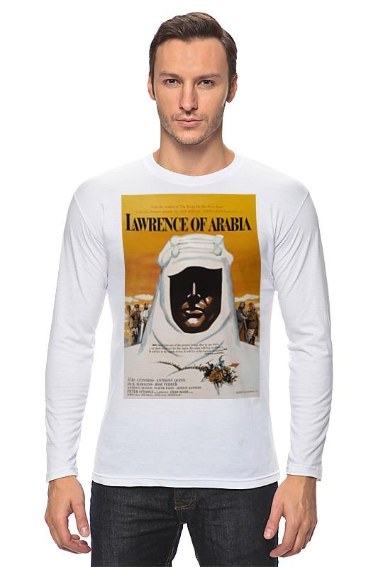 Лонгслив Printio Лоуренс аравийский / lawrence of arabia детская футболка классическая унисекс printio лоуренс аравийский lawrence of arabia