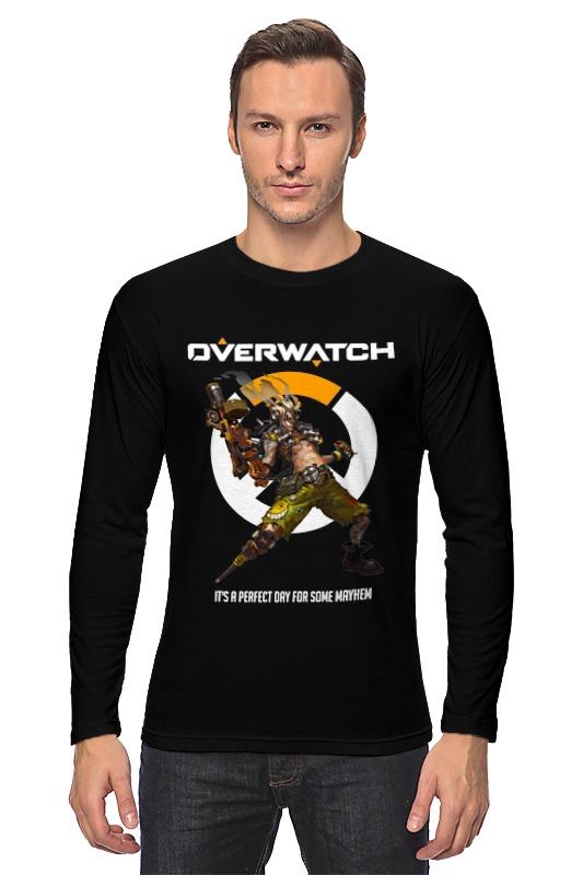 Лонгслив Printio Overwatch. крысавчик цена