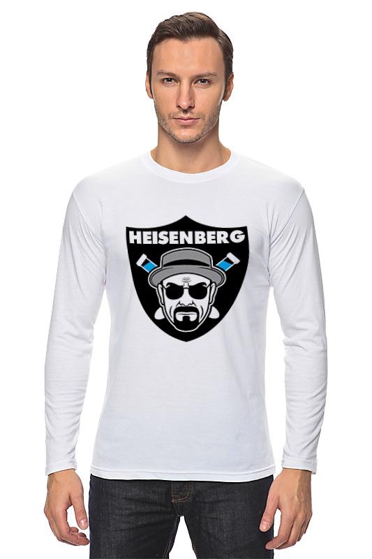Лонгслив Printio Heisenberg raiders