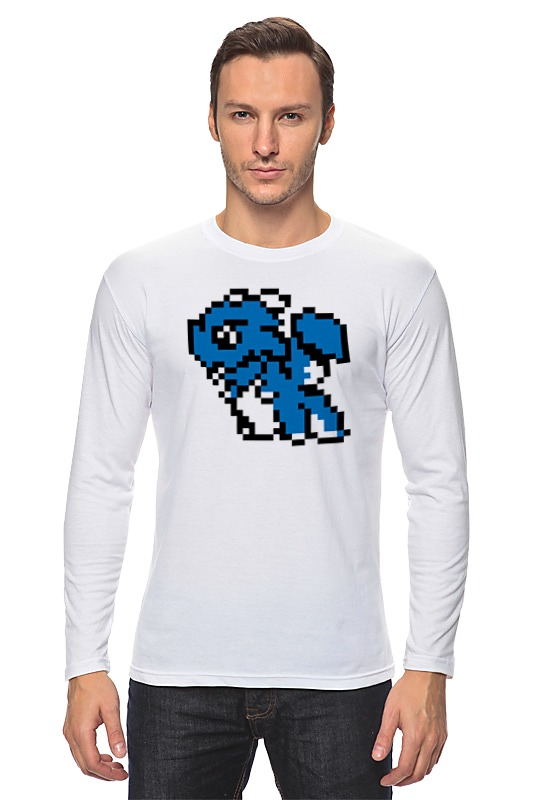 Лонгслив Printio Пиксельный дракон лонгслив printio дракон