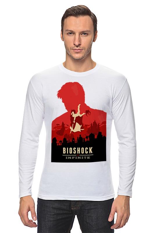 Лонгслив Printio Bioshock infinite bioshock infinite набор columbia s finest [pc цифровая версия] цифровая версия