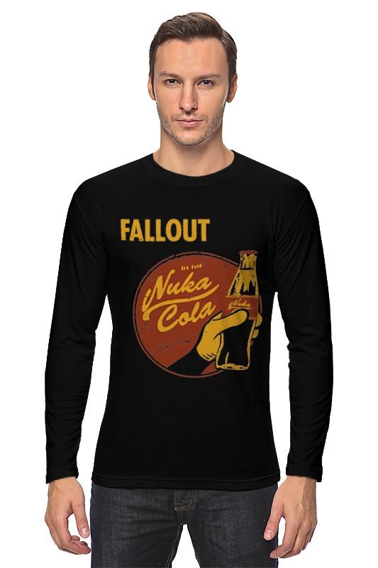 Лонгслив Printio Fallout (nuka cola)