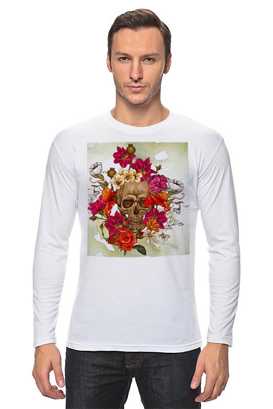 цены на Printio Череп в цветах  в интернет-магазинах