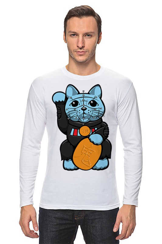 Лонгслив Printio Пинхед (восставший из ада) футболка wearcraft premium printio пинхед восставший из ада