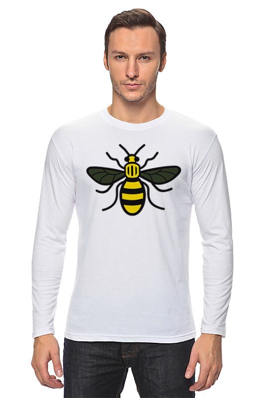Лонгслив Printio Пчела (оса)