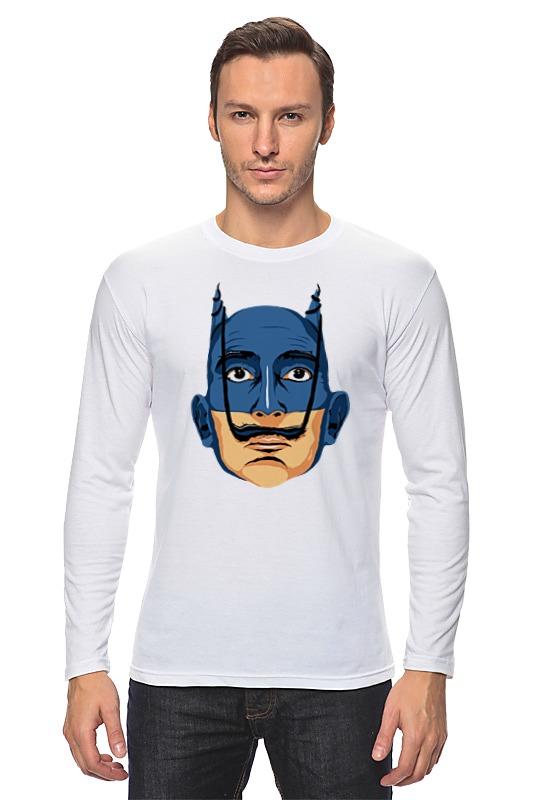 Лонгслив Printio Дали бэтмен