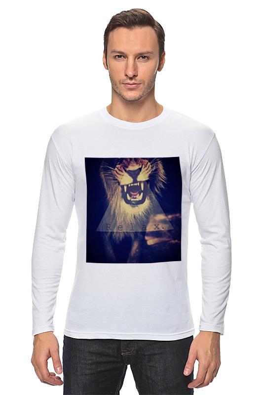 Лонгслив Printio Swag тигра топы