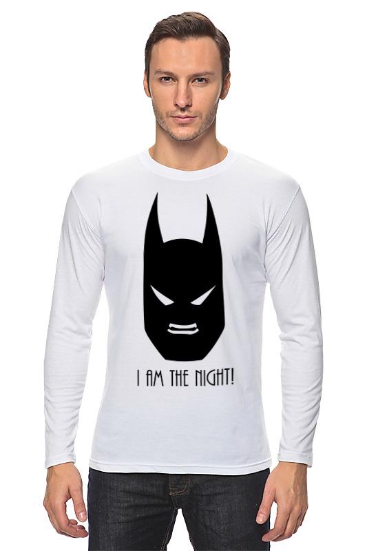 Лонгслив Printio Batman (бэтмен) лонгслив printio batman