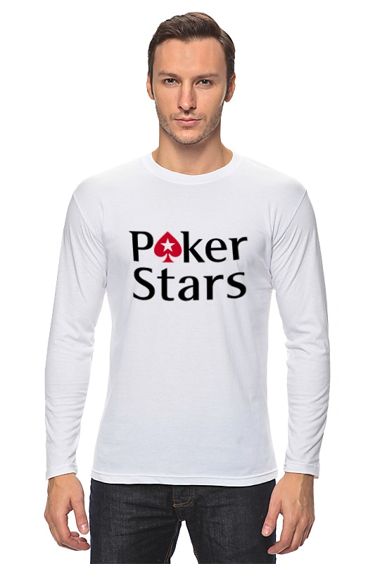 Лонгслив Printio Pokerstars лонгслив printio покер