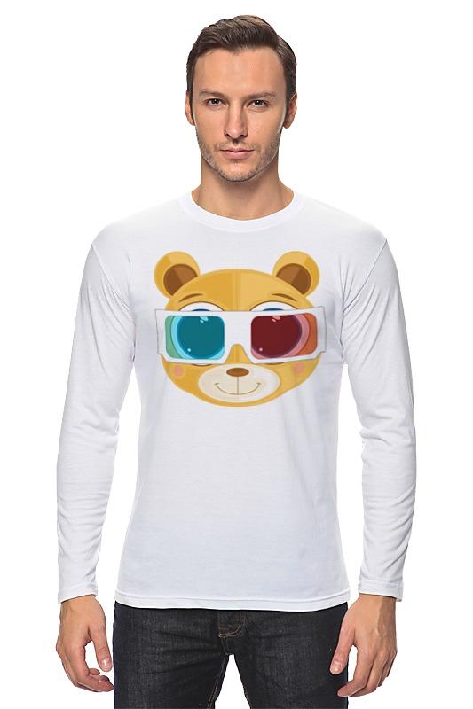 Лонгслив Printio Медведь 3д maytoni h237 06 g