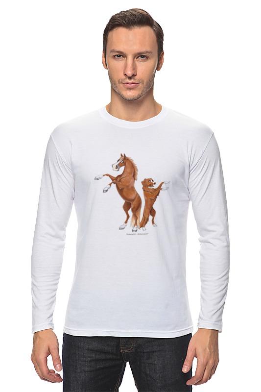 Лонгслив Printio Рыжий пони/толлер кружка printio рыжий пони толлер