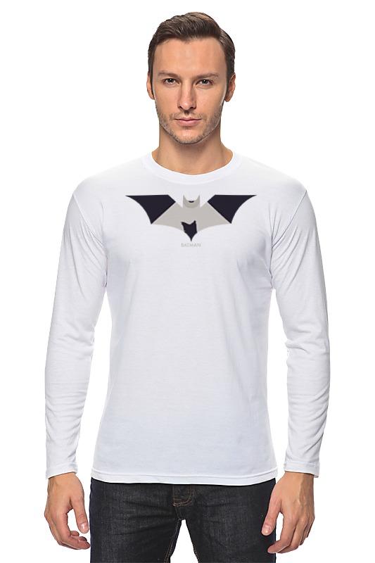 Лонгслив Printio Batman лонгслив printio batman x hitman