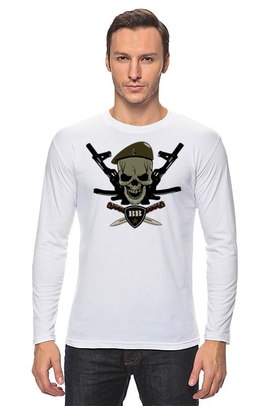 Лонгслив Printio Вв!!! футболка классическая printio 91 отдельная бригада вв мвд красноярск