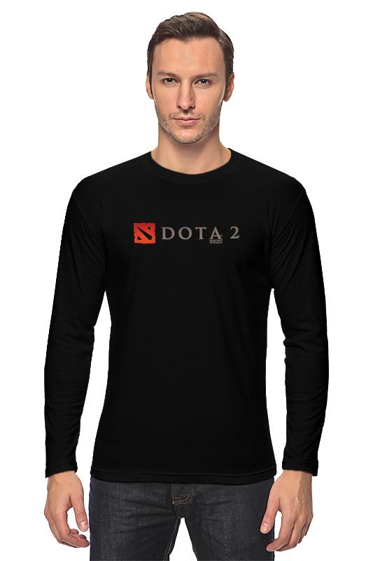Лонгслив Printio Классическая футболка dota 2 детская футболка классическая унисекс printio классическая футболка dota 2
